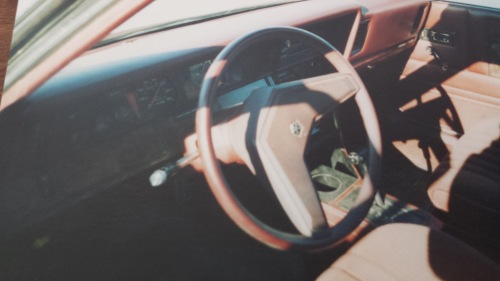 Inside Car Canada